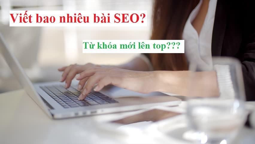 Dịch vụ viết bài chuẩn seo giá rẻ sẽ tăng Top ngay khi Google Index