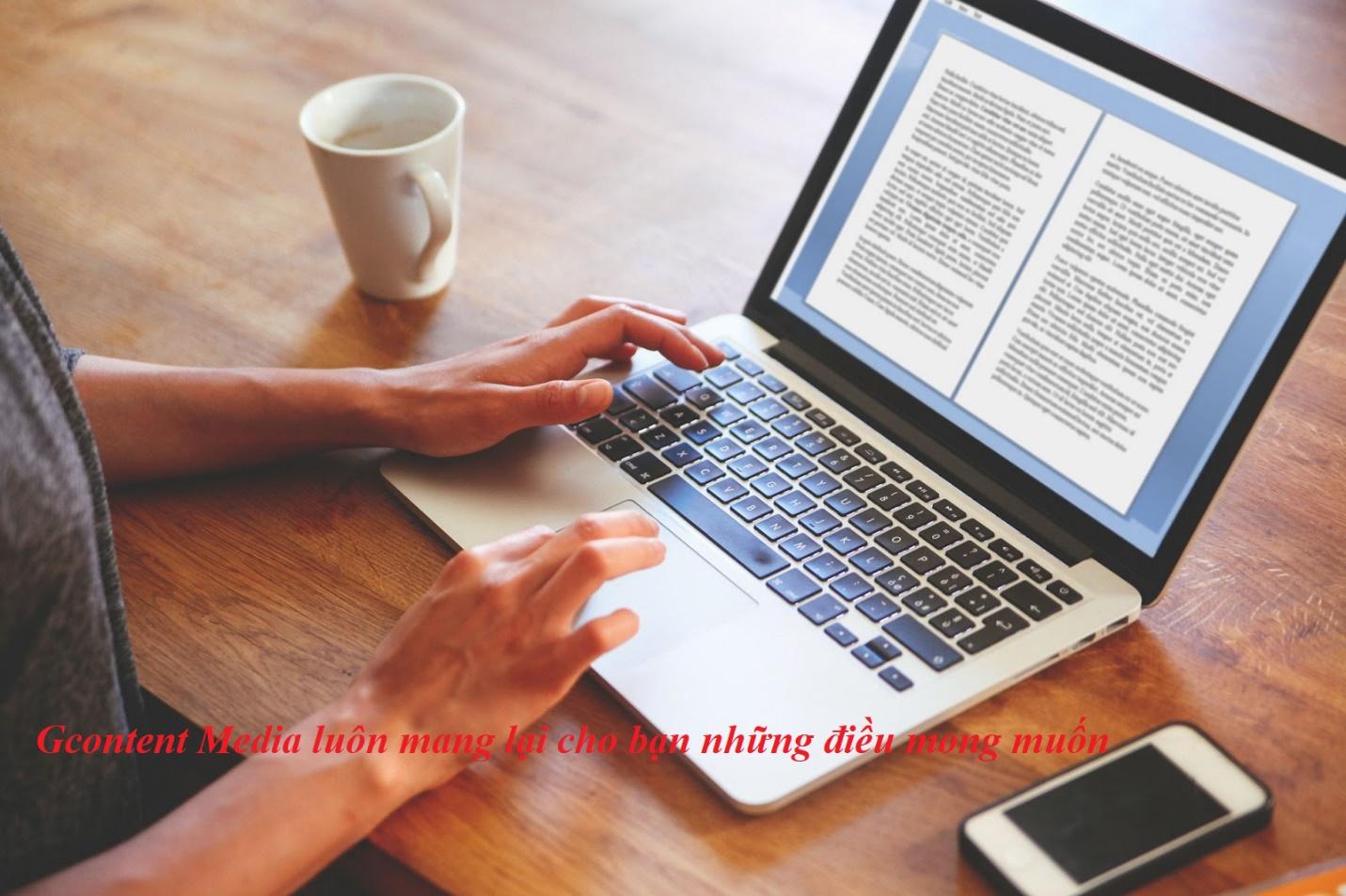 Dịch vụ viết bài PR sản phẩm – chất lượng – hiệu quả 200% - giá rẻ