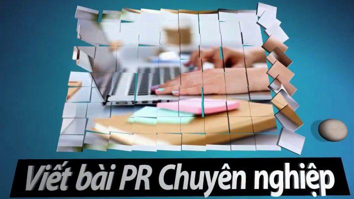 Viết bài PR hiệu quả 200%-hỗ trợ booking FREE báo mạng điện tử + giấy