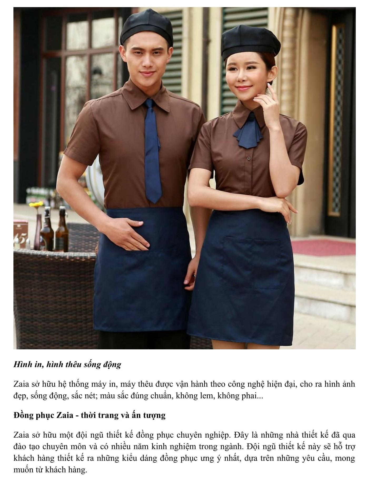 Mẫu bài viết chuẩn seo ngành thời trang: may đồng phục
