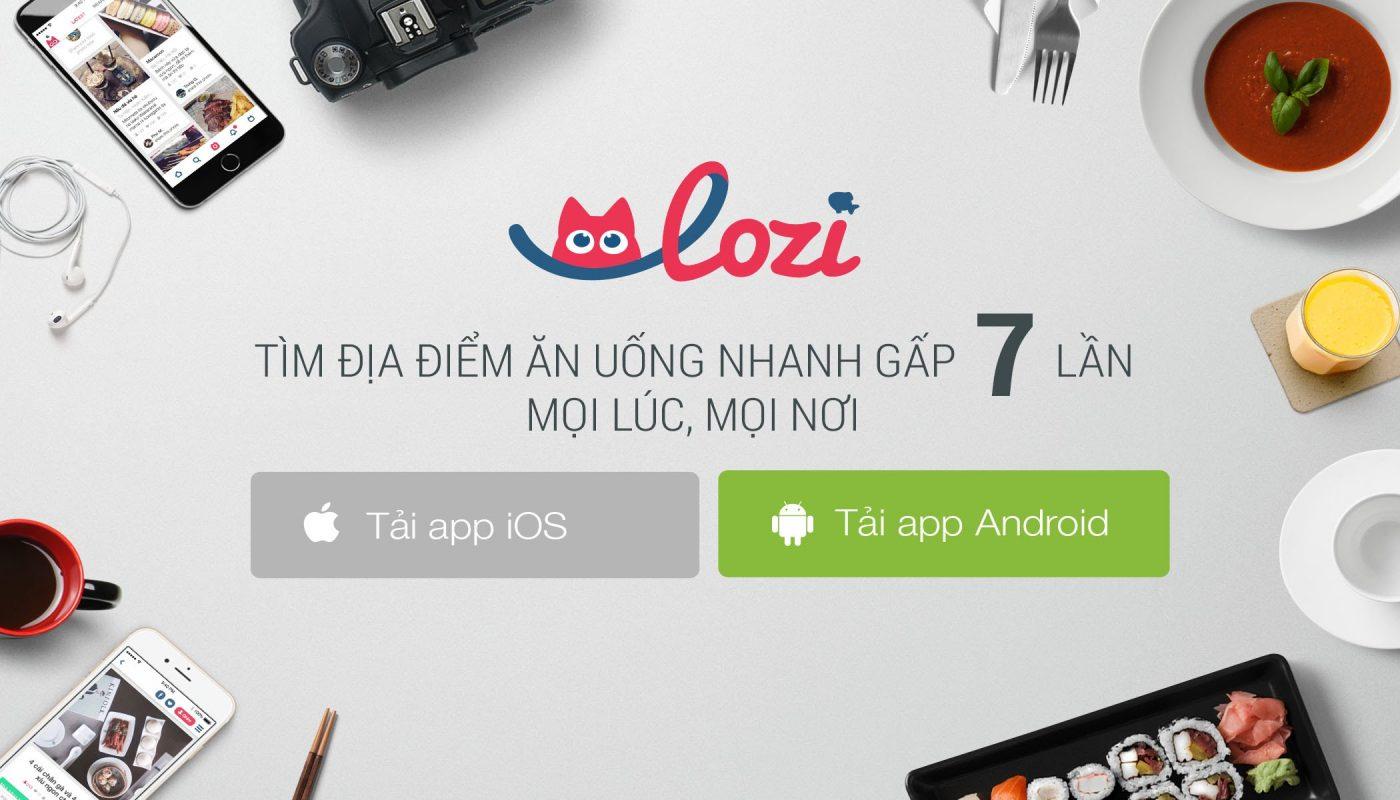 Muốn kinh doanh khởi sắc, tiền vô như nước, hãy chọn quảng cáo Lozi